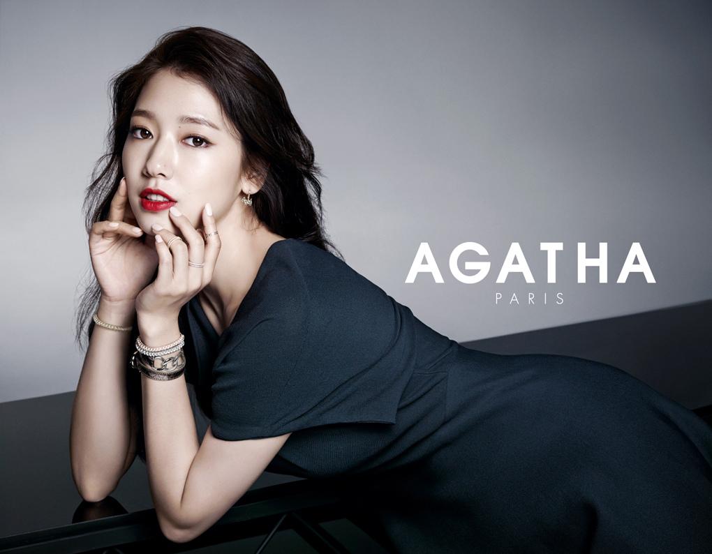 朴信惠_代言AGATHA飾品_2014