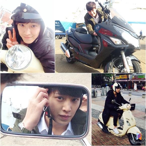 「傲慢與偏見」李泰桓騎上摩托車 「純真男大變身」