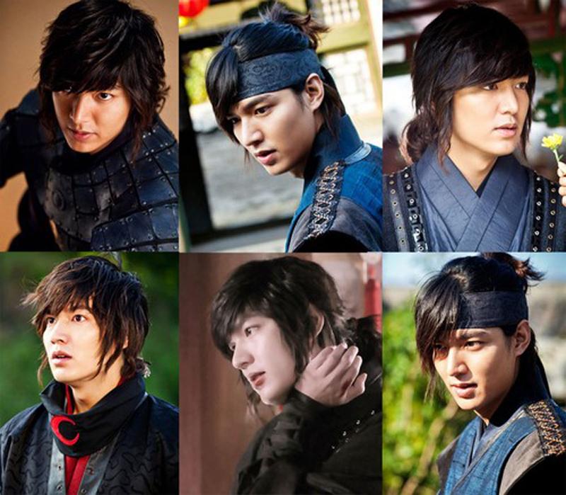 李敏鎬主演《信義》成日本觀眾最喜歡的韓劇