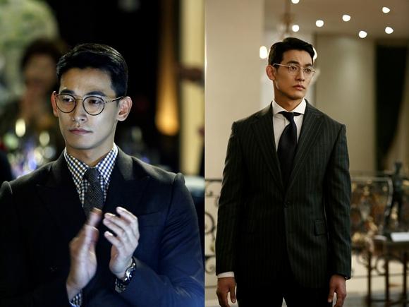 「Mr. Back」鄭錫遠劇照公開 修長身材完美演繹西服