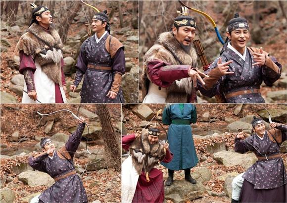 「王的面孔」徐仁國-李成宰,狩獵場 不可阻擋的「搞笑本能」