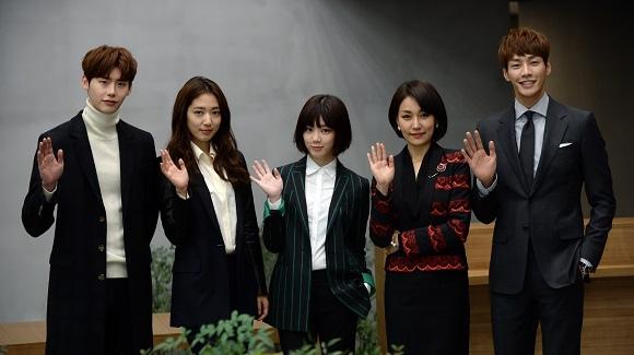「匹諾曹」李鐘碩-朴信惠「麵包之吻」幕後花絮故事公開