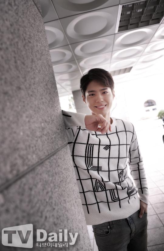 專訪朴寶劍:夢想成為創作歌手的演員