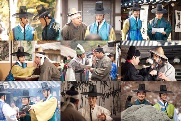 「王的面孔」徐仁國-尹鋒吉,朝鮮名搭檔的幻想「男男組合」