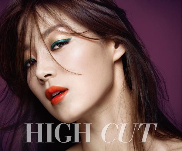 韓智慧_HIGH CUT_201501_1