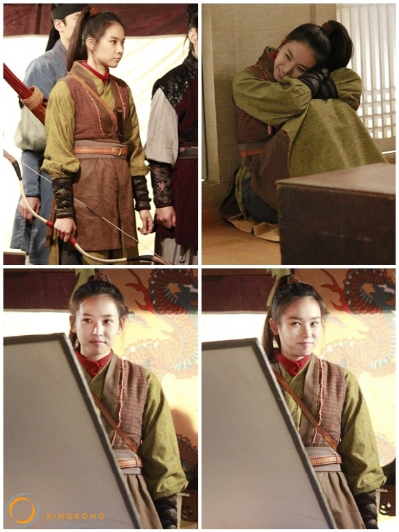 「王的面孔」趙胤熙,充滿撒嬌的拍攝現場