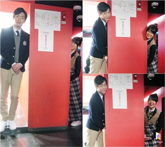 「家人之間為何這樣」徐康俊-南志鉉,盡是淘氣的現場「小可愛們」