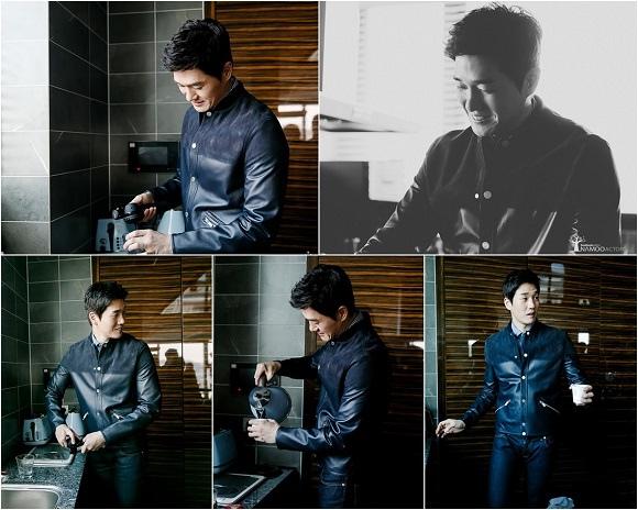 「Healer」劉智泰,拍攝現場變身咖啡師..融化寒冷的溫暖心意