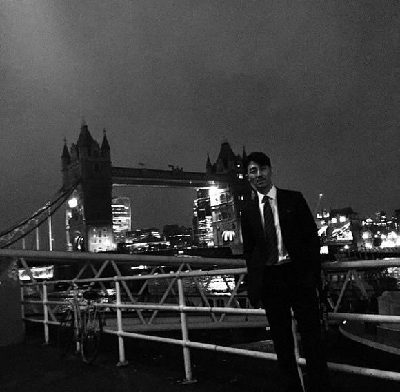 車勝元,在倫敦大橋前說出反轉發言「但是馬上要去晚才島」
