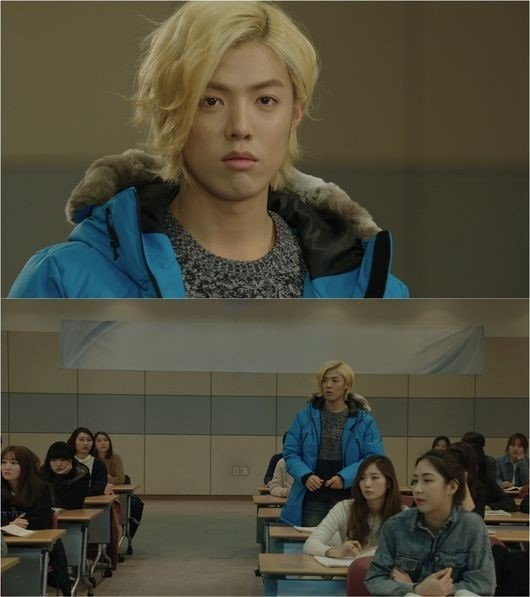 韓星康南客串《匹諾曹》眼神失焦表情呆
