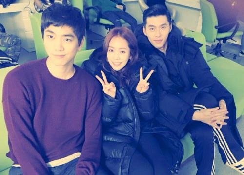「海德、哲基爾與我」韓志旼,在玄彬-盛駿中間展現靚麗美貌..選擇誰呢?