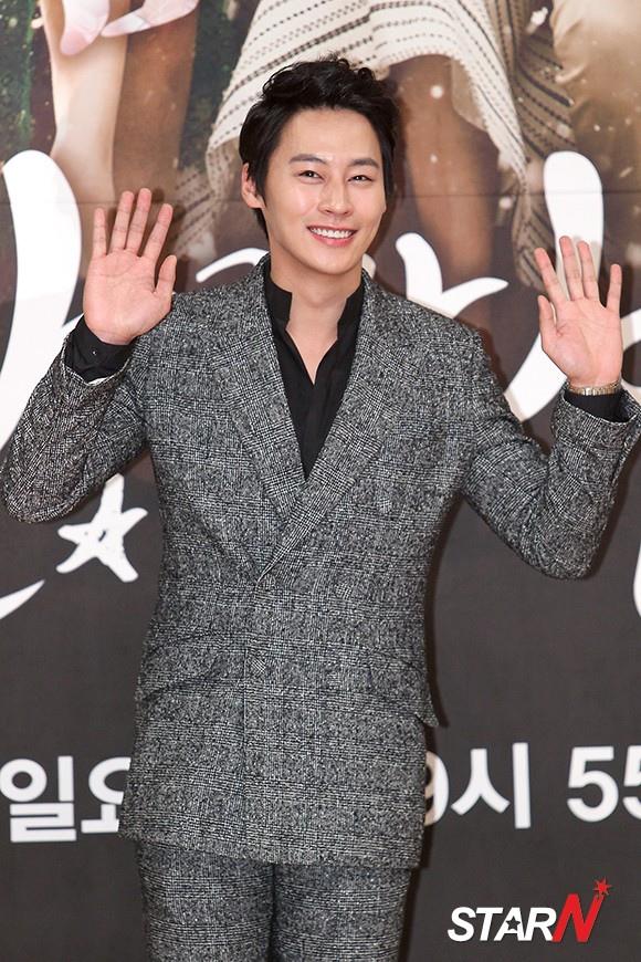 鄭恩宇 提及朴韓星 「她有叫我好好演我的心一閃一閃中的角色」