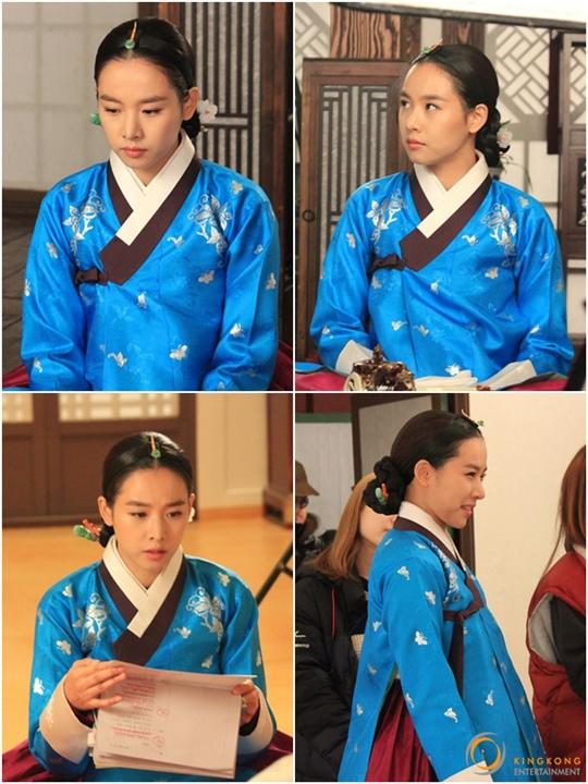 「王的面孔」趙胤熙,穿著典雅韓服展現可愛+真摯魅力「魅力無限」