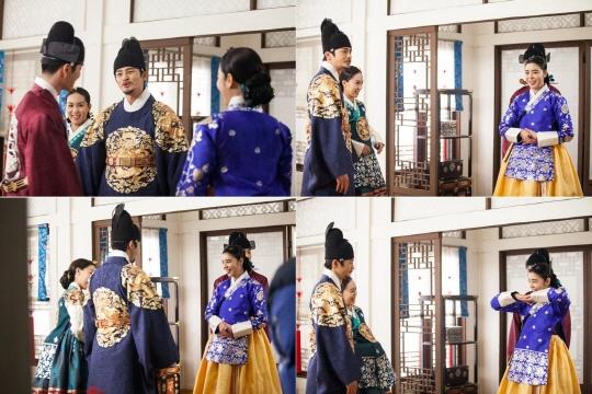 「王的面孔」徐仁國-金奎梨 溫馨和諧的現場花絮照公開