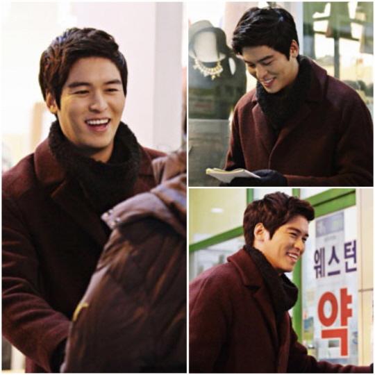 「薔薇色戀人們」李章宇,拍攝現場耀眼的花樣微笑直擊 「視線集中」