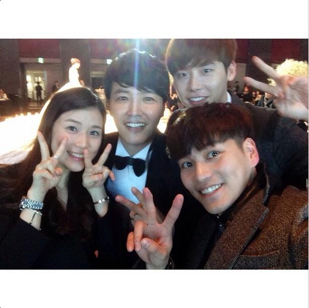 李鍾碩、李寶英和崔星俊聚首於尹相鉉與Maybee的婚禮上!