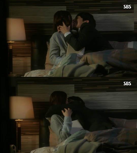 《聽到傳聞》徐春韓仁尚偷偷見面激情熱吻_1