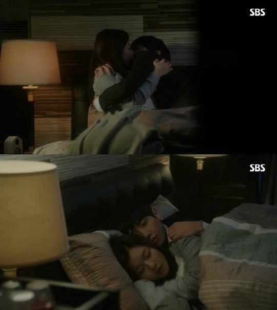 《聽到傳聞》徐春韓仁尚偷偷見面激情熱吻_2