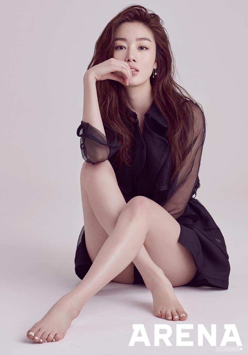 Secret成員韓善花_ARENA_201504_1