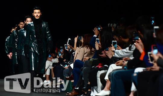 2015秋冬首爾時裝周的SONGZIO時裝展_1