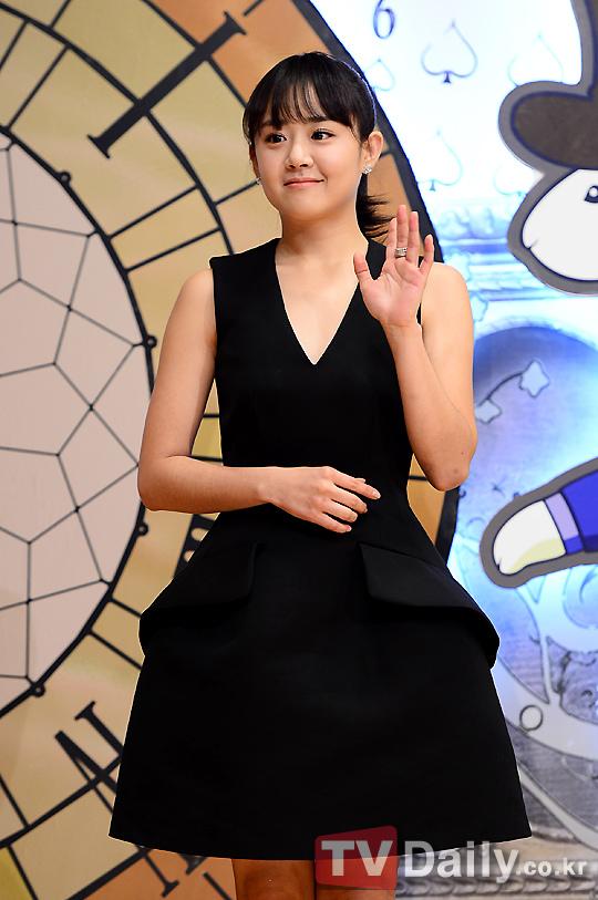 文瑾瑩或將出演《富家千金》