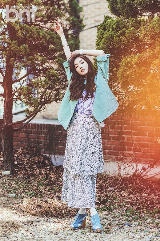 Secret韓善花氣質寫真出爐 甜美如花 _4