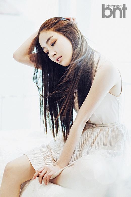 Secret韓善花氣質寫真出爐 甜美如花 _10