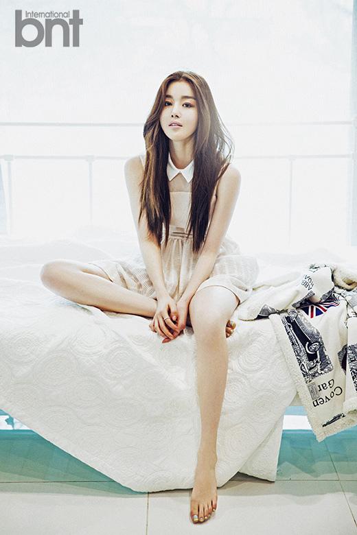 Secret韓善花氣質寫真出爐 甜美如花 _9
