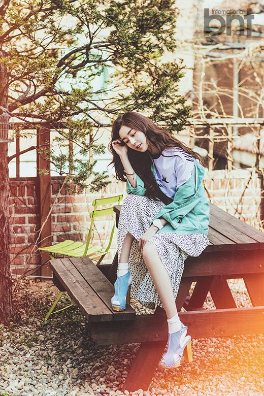 Secret韓善花氣質寫真出爐 甜美如花 _2