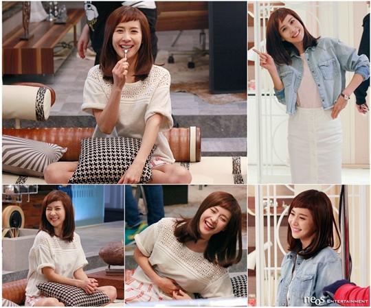 「離婚律師戀愛中」趙如晶,拍攝現場直擊「純淨微笑」5重組合大公開