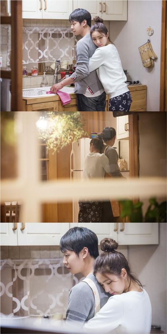 《看到味道的少女》小鹿亂撞:申世景背後抱住JYJ朴有天