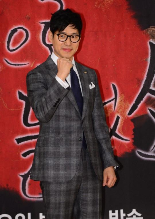 劉俊相確定出演《古山子》 飾演車勝元勁敵
