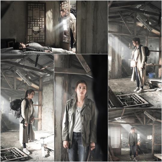 《心情好又暖》公開劇照 姜素拉上演廢屋探險記