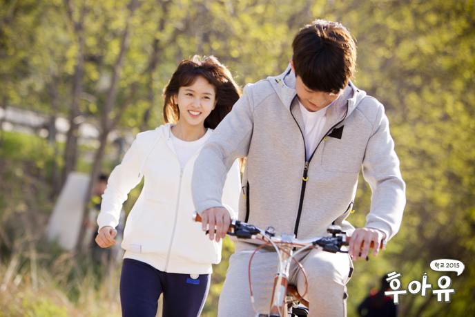 《學校2015》南柱赫金所炫晨練 散發健康青春氣息_4