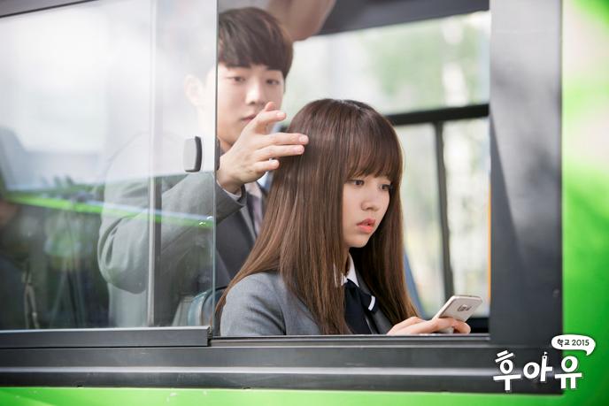 《學校2015》南柱赫「偷襲」金所炫 小浪漫超甜蜜_2