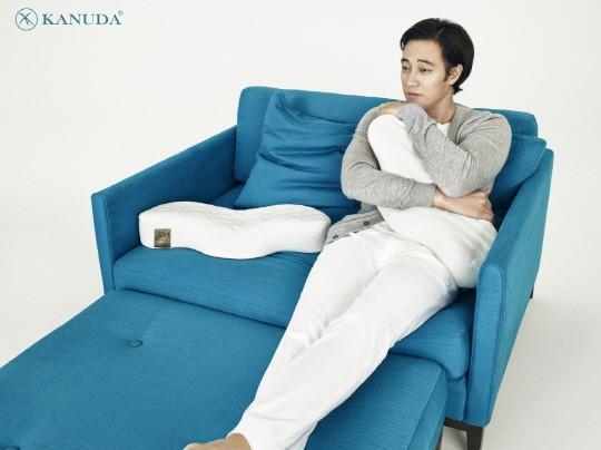 蘇志燮代言枕頭品牌「KANUDA」_2015