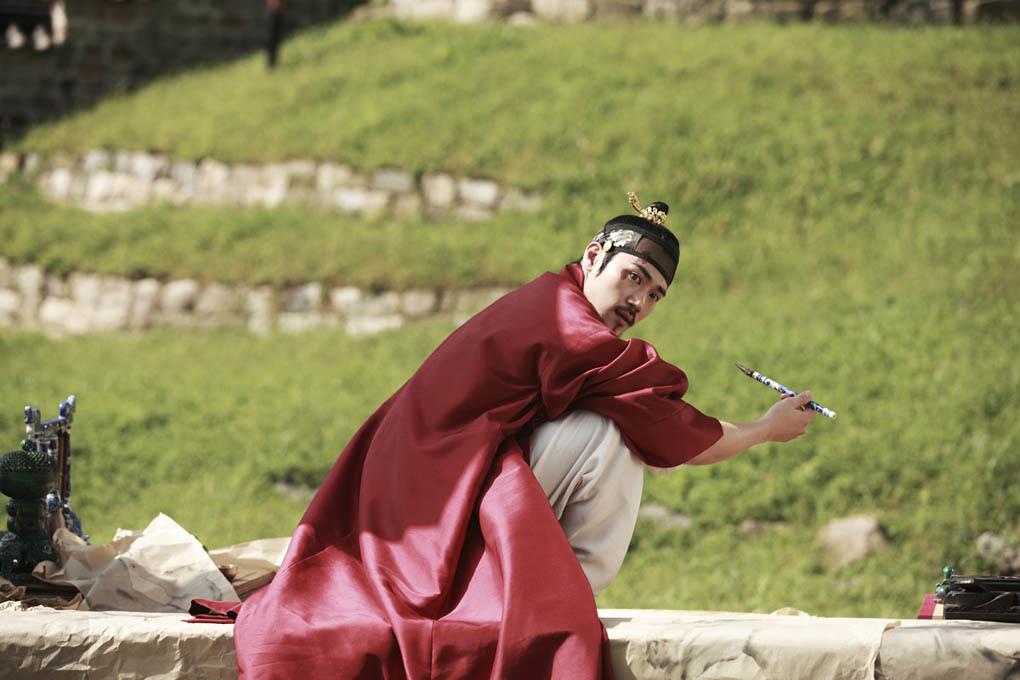 《奸臣》朱智勳金康宇林智妍為拍戲刻苦學習舞蹈劍術 _金康宇