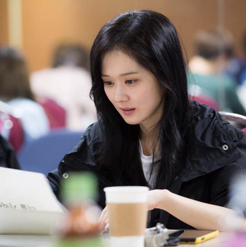 《記得你》臺詞排練 徐仁國張娜拉上演姐弟戀 _4