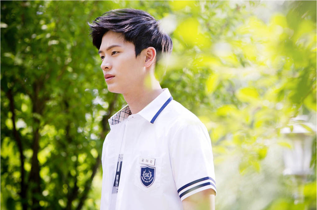 《學校2015》BTOB陸星材黑髮造型全新變身 _2