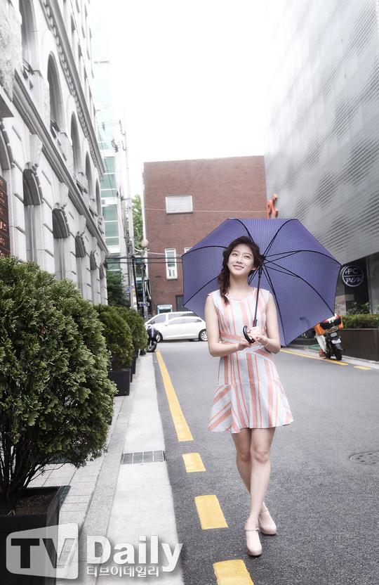 《聽到傳聞》孔升妍專訪:新星橫空出世 _2