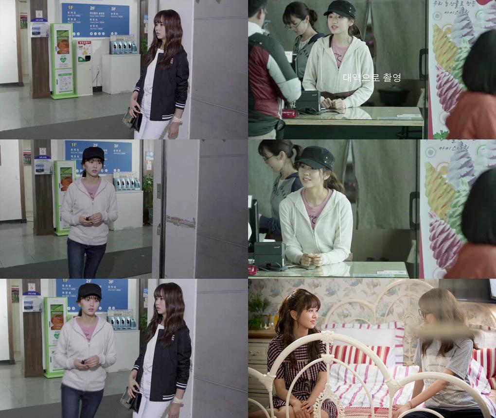 《學校2015》金素賢一人飾兩角的背後花絮