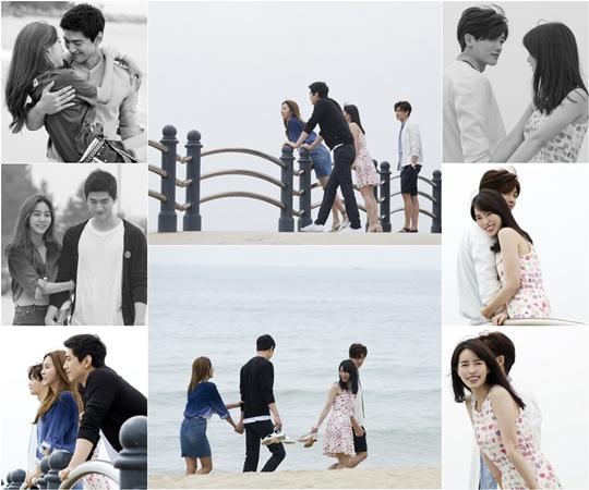 《上流社會》UEE成俊朴炯植林智妍結伴出遊看海景