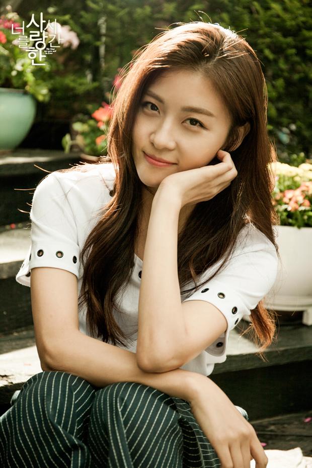 《愛你的時間》公開河智苑定妝照 綻放迷人微笑_3