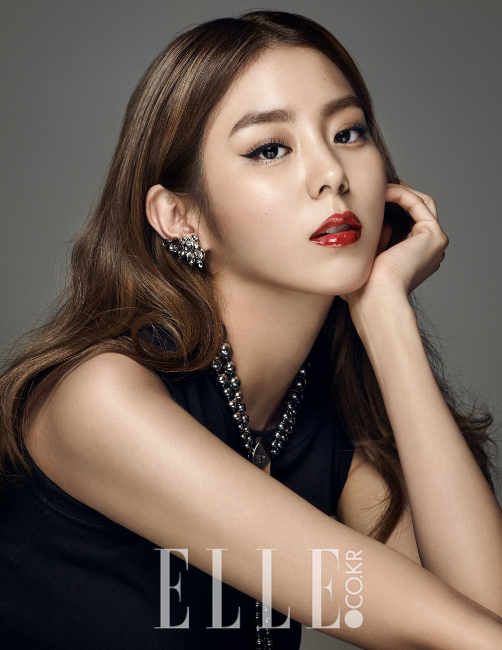 After School成員UEE_ELLE_201508_1
