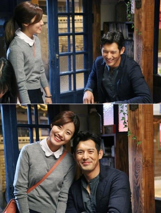 吳智昊南智賢出演《深夜食堂》蔘雞湯篇