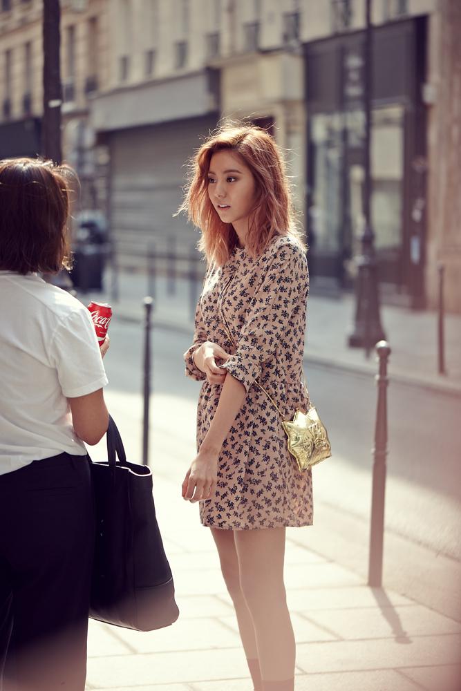 After School UEE在巴黎街頭盡展波西米亞異國風情 _1