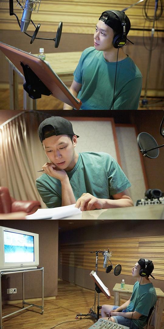 JYJ朴有天獻聲為《奇跡的鋼琴》解說
