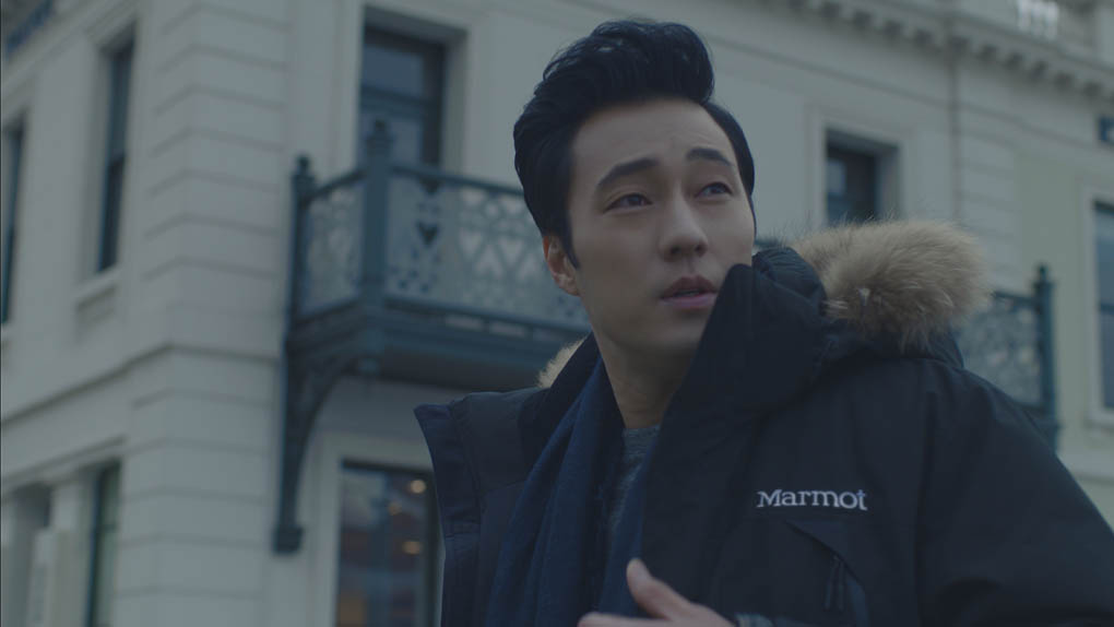 蘇志燮朴軫泳合作廣告 不同類型男演繹別樣風範 _1