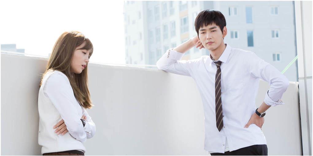 《無理的前進》十月開播 鄭恩地李源根上演歡喜冤家 _1