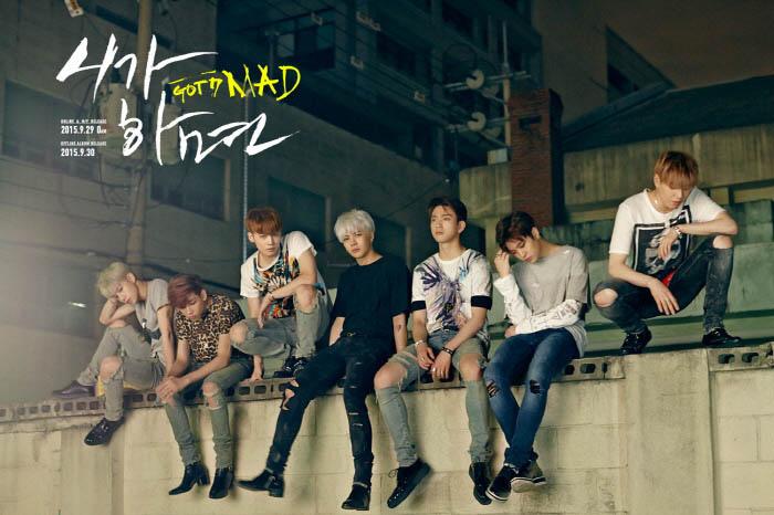 GOT7新輯《MAD》橫掃榜單 主打歌《If You Do》好評如潮 _1